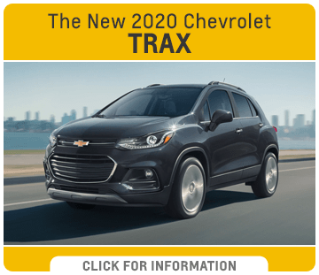 Click to research the new 2020 Chevrolet Trax model at Capitol Chevrolet in Salem, OR