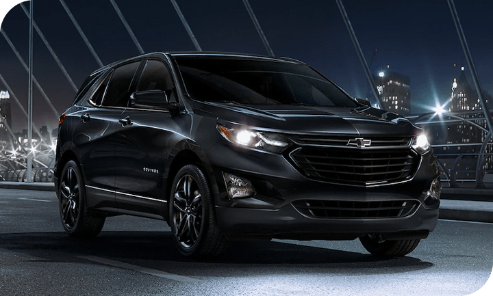 The 2020 Chevy Equinox Small Suv Wilsonville Chevrolet