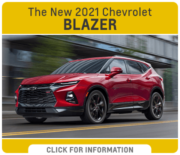 Click to research the new 2021 Chevrolet Blazer model at Capitol Chevrolet in Salem, OR