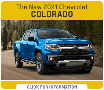 Click to research the new 2021 Chevrolet Colorado model at Capitol Chevrolet in Salem, OR