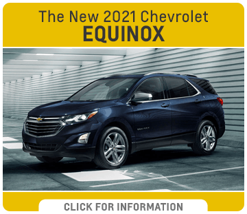Click to research the new 2021 Chevrolet Equinox model at Capitol Chevrolet in Salem, OR