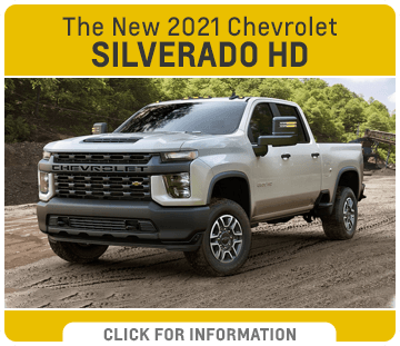 Click to research the new 2021 Chevrolet Silverado HD model at Capitol Chevrolet in Salem, OR
