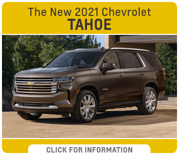 Click to research the new 2021 Chevrolet Tahoe model at Capitol Chevrolet in Salem, OR