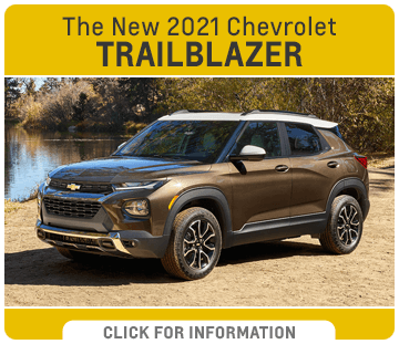 Click to research the new 2021 Chevrolet Trailblazer model at Capitol Chevrolet in Salem, OR