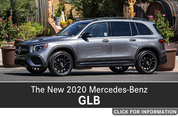 Browse our 2021 Mercedes-Benz GLB model information at Mercedes-Benz of Temecula