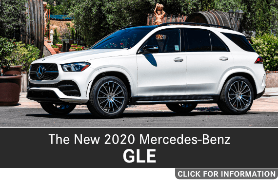 Browse our 2021 Mercedes-Benz GLE model information at Mercedes-Benz of Temecula