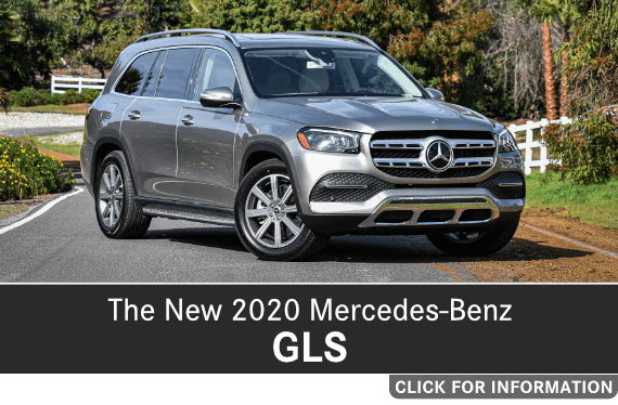 Browse our 2021 Mercedes-Benz GLS model information at Mercedes-Benz of Temecula