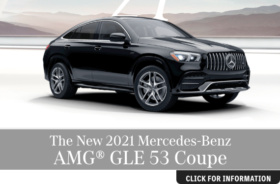 Browse our 2021 Mercedes-Benz AMG GLE 53 Coupe model information at Wilsonville Mercedes-Benz