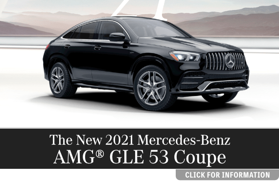 Browse our 2021 Mercedes-Benz AMG GLE 53 Coupe model information at Mercedes-Benz of Temecula