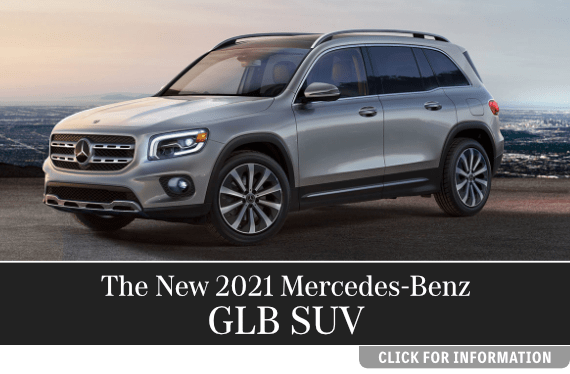 Browse our 2021 Mercedes-Benz GLB Small SUV model information at Mercedes-Benz of Temecula
