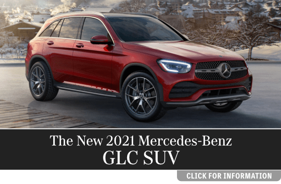 Browse our 2021 Mercedes-Benz GLC SUV model information at Mercedes-Benz of Temecula