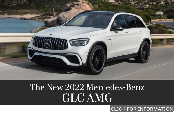 Browse our 2022 Mercedes-Benz AMG GLC 63 S SUV model information at Mercedes-Benz of Temecula