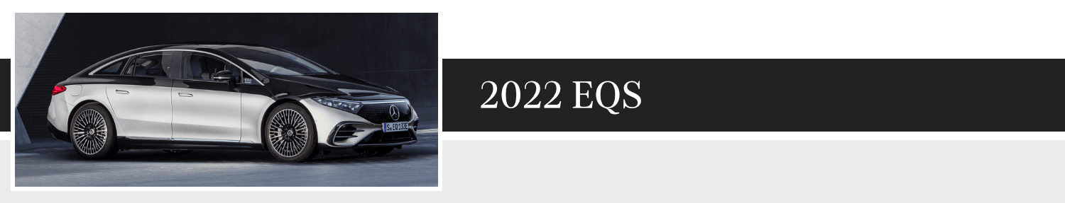 Review New 2022 Mercedes-Benz EQS Model Information and Trim Options at Mercedes-Benz of Temecula in Temecula, CA