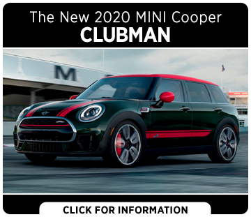 Browse our 2020 MINI Cooper Clubman model information at South Bay MINI in Torrance, CA