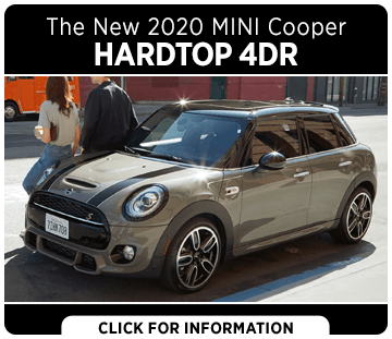Browse our 2020 MINI Cooper Hardtop 4dr model information at South Bay MINI in Torrance, CA