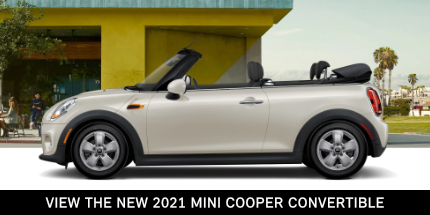 Browse our 2021 MINI Cooper Convertible model information at South Bay MINI in Torrance, CA