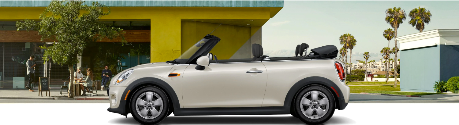 2021 MINI Convertible Model Information in Torrance, CA