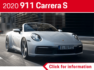 Browse our 2020 Porsche 911 Carrera S model information at Porsche Chandler in Chandler, AZ