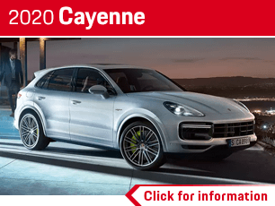 Browse our 2020 Porsche Cayenne model information at Porsche Chandler in Chandler, AZ