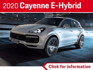 Click to View Our 2020 Cayenne E-Hybrid Model Details in Norwalk, CA
