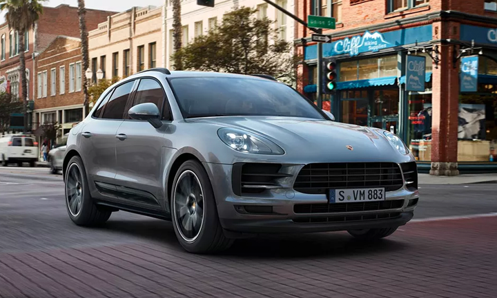 2020 Porsche Macan Features