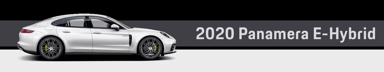 Meet The New 2020 Porsche Panamera E Hybrid Mckenna Porsche