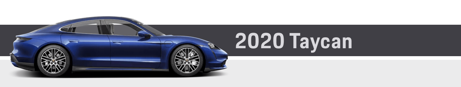 2020 Porsche Taycan Model Information in Norwalk, CA