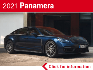 Review the 2021 Porsche Panamera Model Features