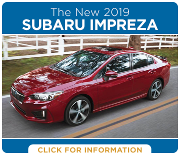 Browse our 2019 Subaru Impreza model information at Hanson Subaru in Olympia, WA