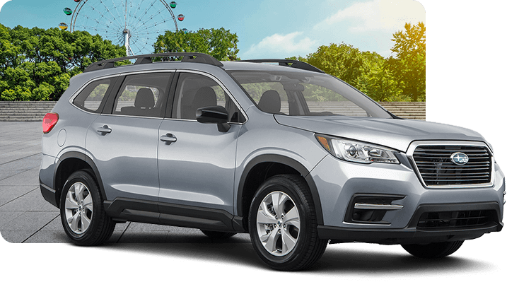 New 2019 Subaru Ascent Base Model Trim