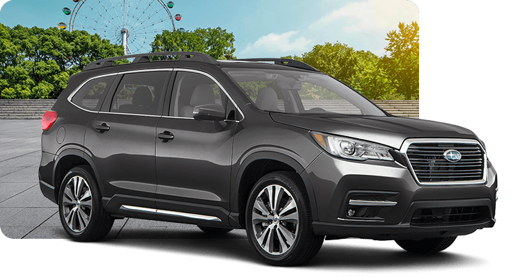 New 2019 Subaru Ascent Limited Model Trim