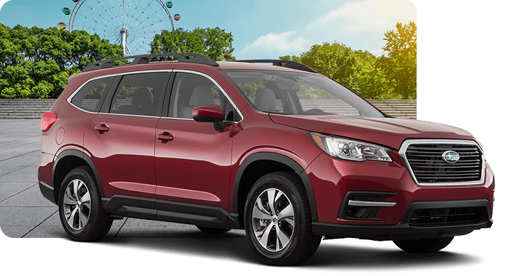 New 2019 Subaru Ascent Premium Model Trim
