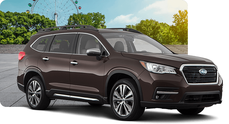 New 2019 Subaru Ascent Touring Model Trim
