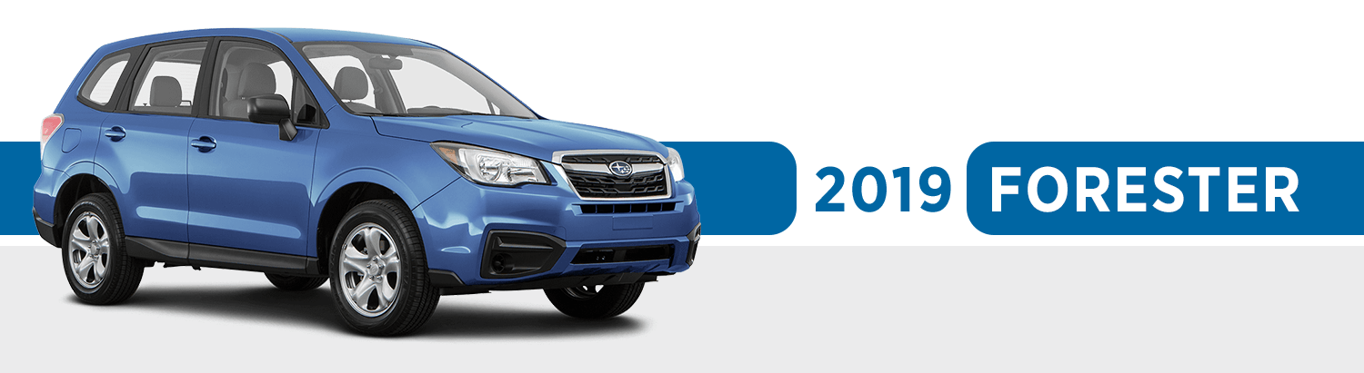 Learn More About The All New 2019 Subaru Forester Redesign In Olympia