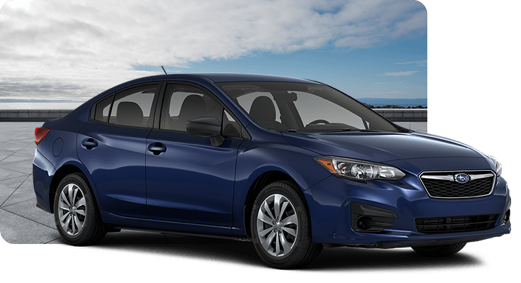 New 2019 Subaru Impreza 2.0i 4dr Base Model Trim