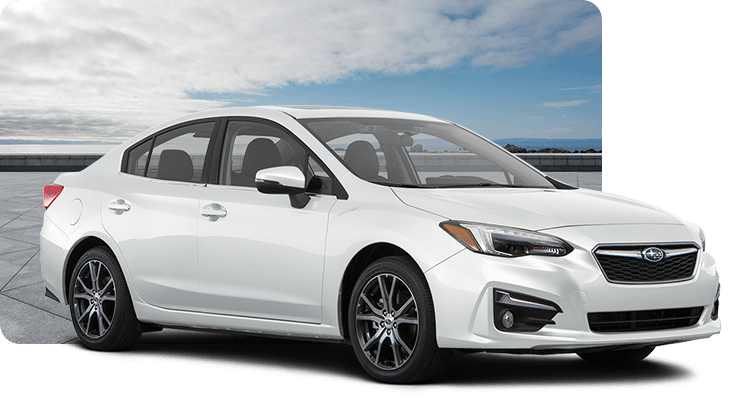 New 2019 Subaru Impreza 2.0i 4dr Limited Model Trim