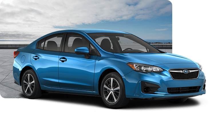New 2019 Subaru Impreza 2.0i 4dr Premium Model Trim