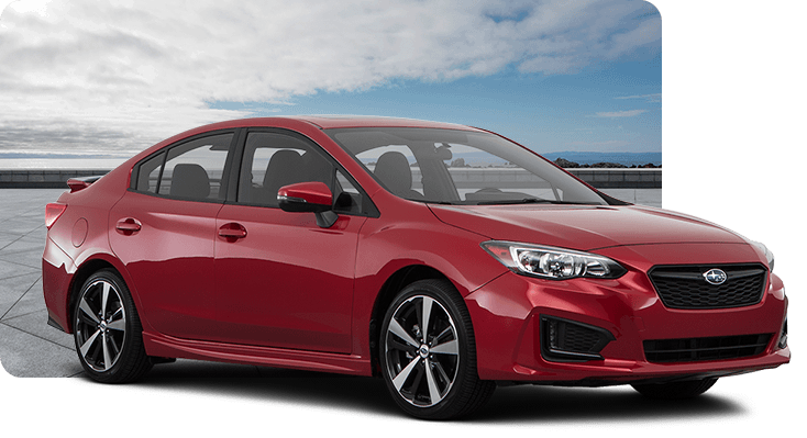 New 2019 Subaru Impreza 2.0i Sport Model Trim