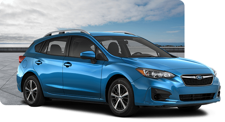 New 2019 Subaru Impreza 2.0i 5dr Premium Model Trim