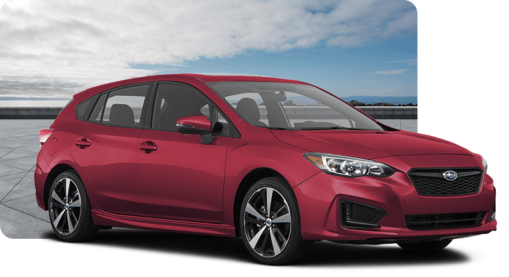 New 2019 Subaru Impreza 2.0i 5dr Sport Model Trim