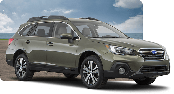 2019 Subaru Outback 2.5i Limited Trim