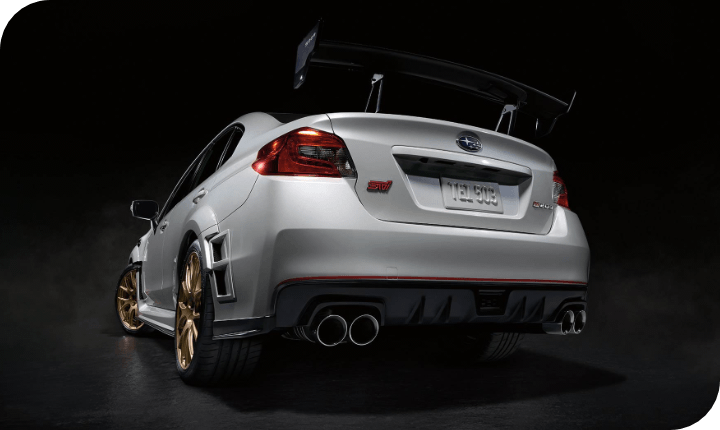Limited-Edition 2019 Subaru STI S209 Features