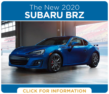 Browse our 2020 Subaru BRZ model information at McKenna Subaru in Huntington Beach, CA