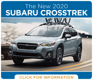 Browse our 2020 Subaru Crosstrek model information at Hanson Subaru in Olympia, WA