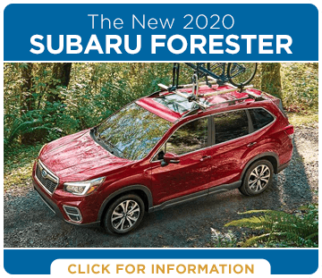Browse our 2020 Subaru Forester model information at McKenna Subaru in Huntington Beach, CA