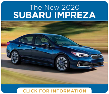 Browse our 2020 Subaru Impreza model information at Hanson Subaru in Olympia, WA