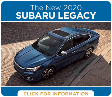 Browse our 2020 Subaru Legacy model information at Hanson Subaru in Olympia, WA