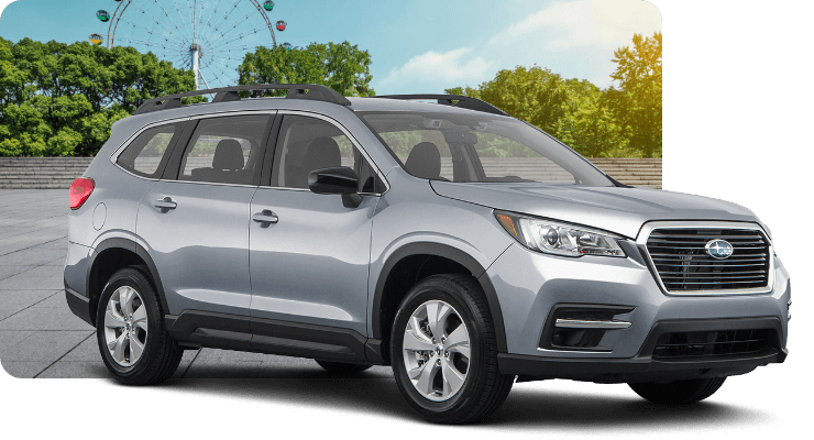 2020 Subaru Ascent Base Trim