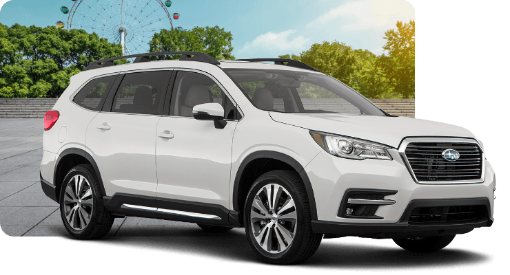 2020 Subaru Ascent Limited Trim