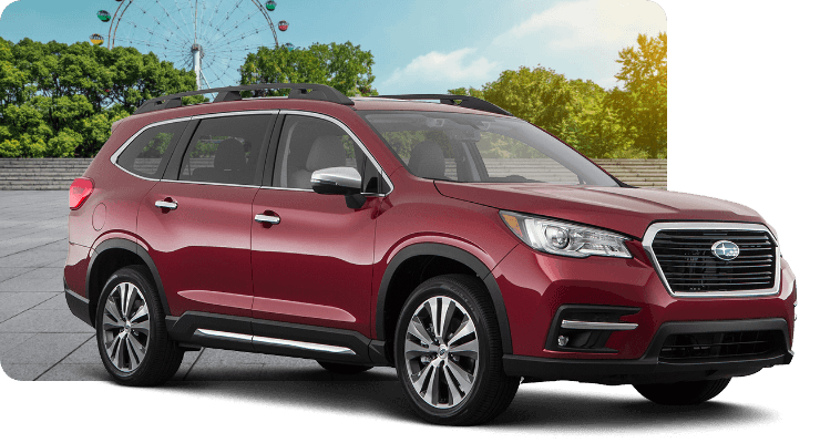 2020 Subaru Ascent Touring Trim